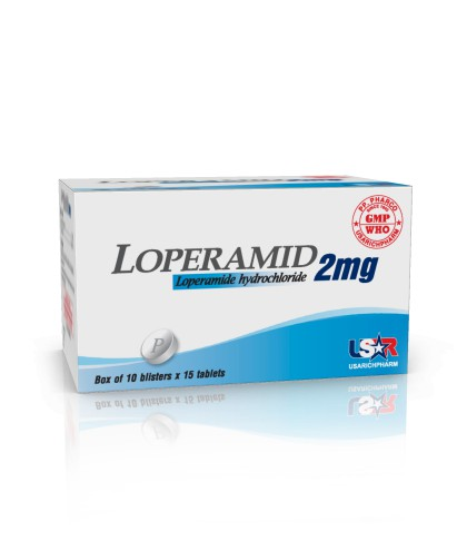 Loperamid 2mg (Tablet)